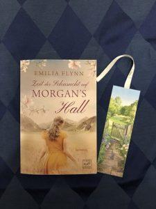 Buchcover Zeit der Sehnsucht auf Morgan's Hall von Emilia Flynn