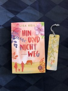 Buchcover Hin und nicht weg von Lisa Keil