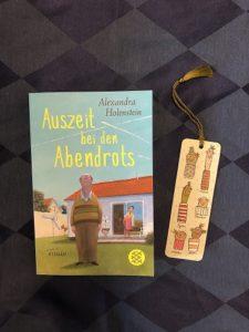 Buchcover Auszeit bei den Abendrots von Alexandra Holenstein