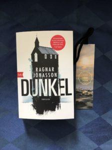 Buchcover Dunkel von Ragnar Jónasson
