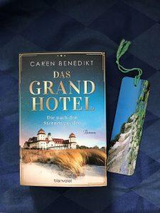 Buchcover Das Grand Hotel von Caren Benedikt