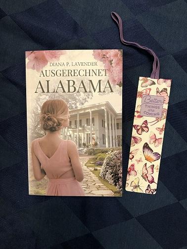 Buchcover Ausgerechnet Alabama von Diana P.Lavender