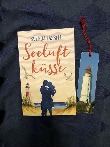 Buchcover Seeluftküsse von Svenja Lassen