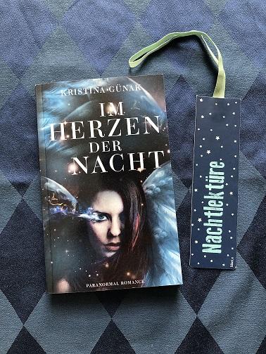 Buchcover Im Herzen der Nacht von Kristina Günak