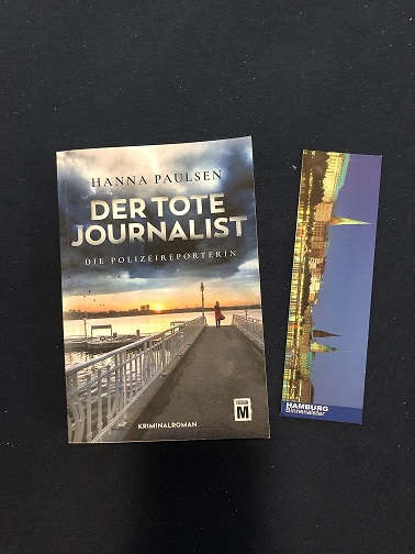 Buchcover Der tote Journalist von Hanna Paulsen