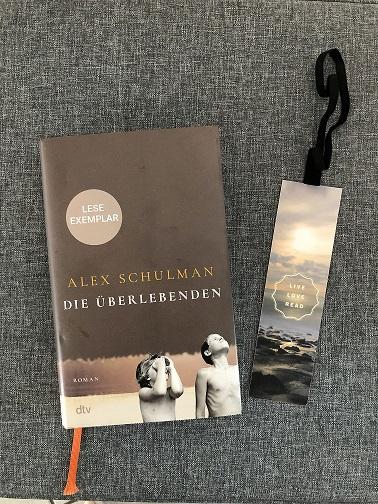 Buchcover Die Überlebenden von Alex Schulman