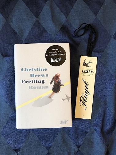 Buchcover Freiflug von Christine Drews