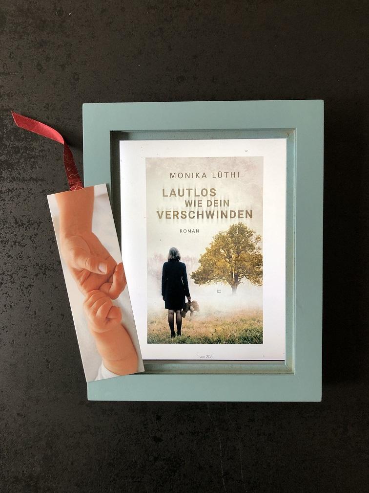 Buchcover Lautlos wie dein Verschwinden von Monika Lüthi